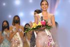 Màn ứng xử ấn tượng top 5 Hoa hậu Hoàn Vũ 2020