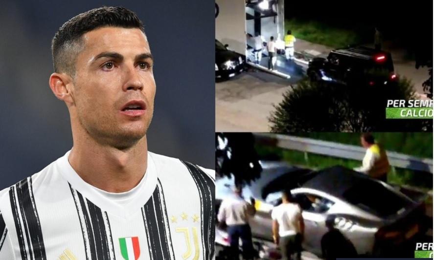 Ronaldo viết tâm thư, như lời chia tay Juventus