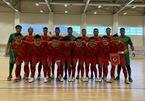 Thắng Iraq, tuyển futsal Việt Nam tự tin tranh vé play-off World Cup