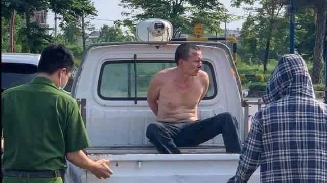 Lời khai của tên cướp chém tài xế taxi ở Hà Nội