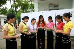 Hội LHPN tỉnh Lai Châu: Tăng cường tuyên truyền về quyền và trách nhiệm tham gia bầu cử