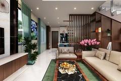 Ngôi nhà nhỏ hẹp ở Nghệ An vẫn đủ sân vườn, không gian sống xanh