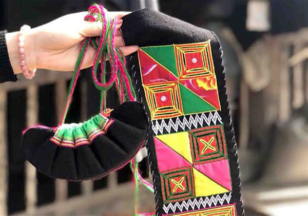 The charming culture of Lo Lo people