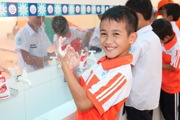 Unilever nỗ lực 'khoác áo mới' cho nông thôn Việt Nam