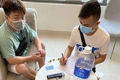 Ba người nước ngoài nhập cảnh trái phép, ẩn náu tại chung cư ở Sài Gòn