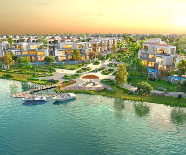 Đẳng cấp giới tinh hoa: Rời phố về đô thị sinh thái thông minh