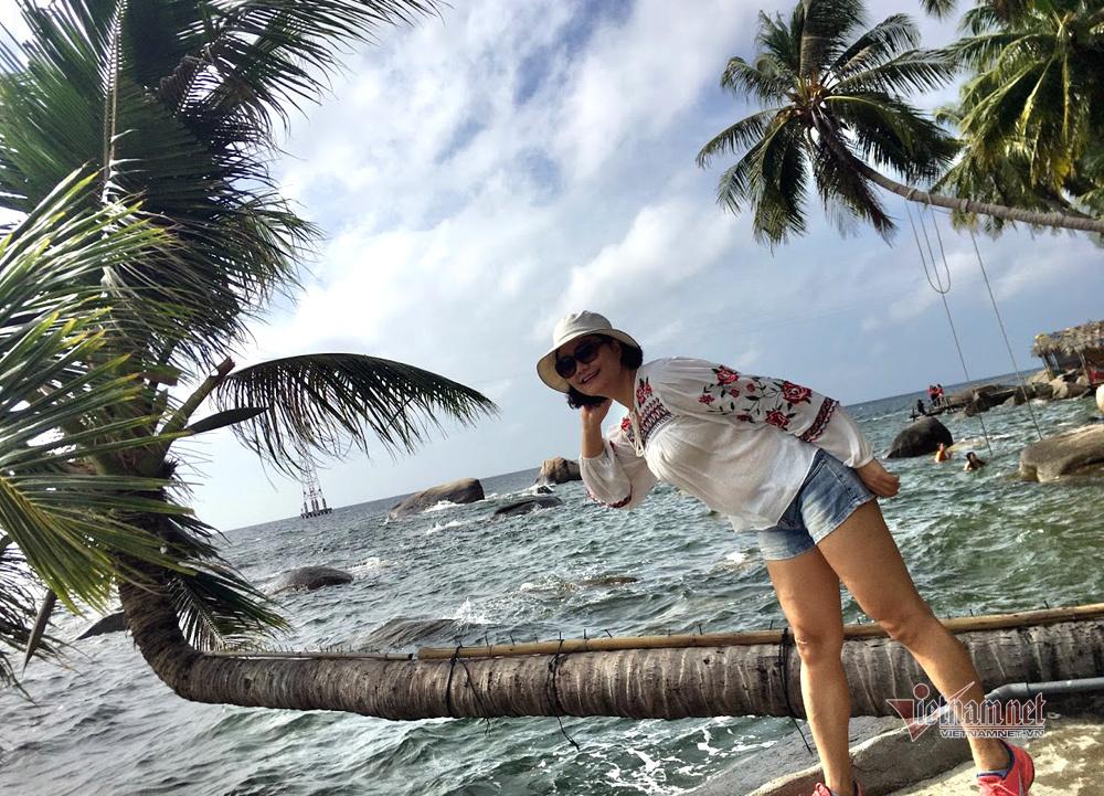 3 ngày 2 đêm lên đỉnh Ma Thiên Lãnh, lặn biển ở đảo Dừa