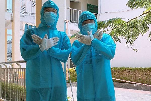 Nam sinh Đà Nẵng 2 lần tình nguyện vào khu cách ly