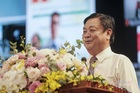 Bộ trưởng Lê Minh Hoan đọc thơ quảng bá vải thiều Thanh Hà