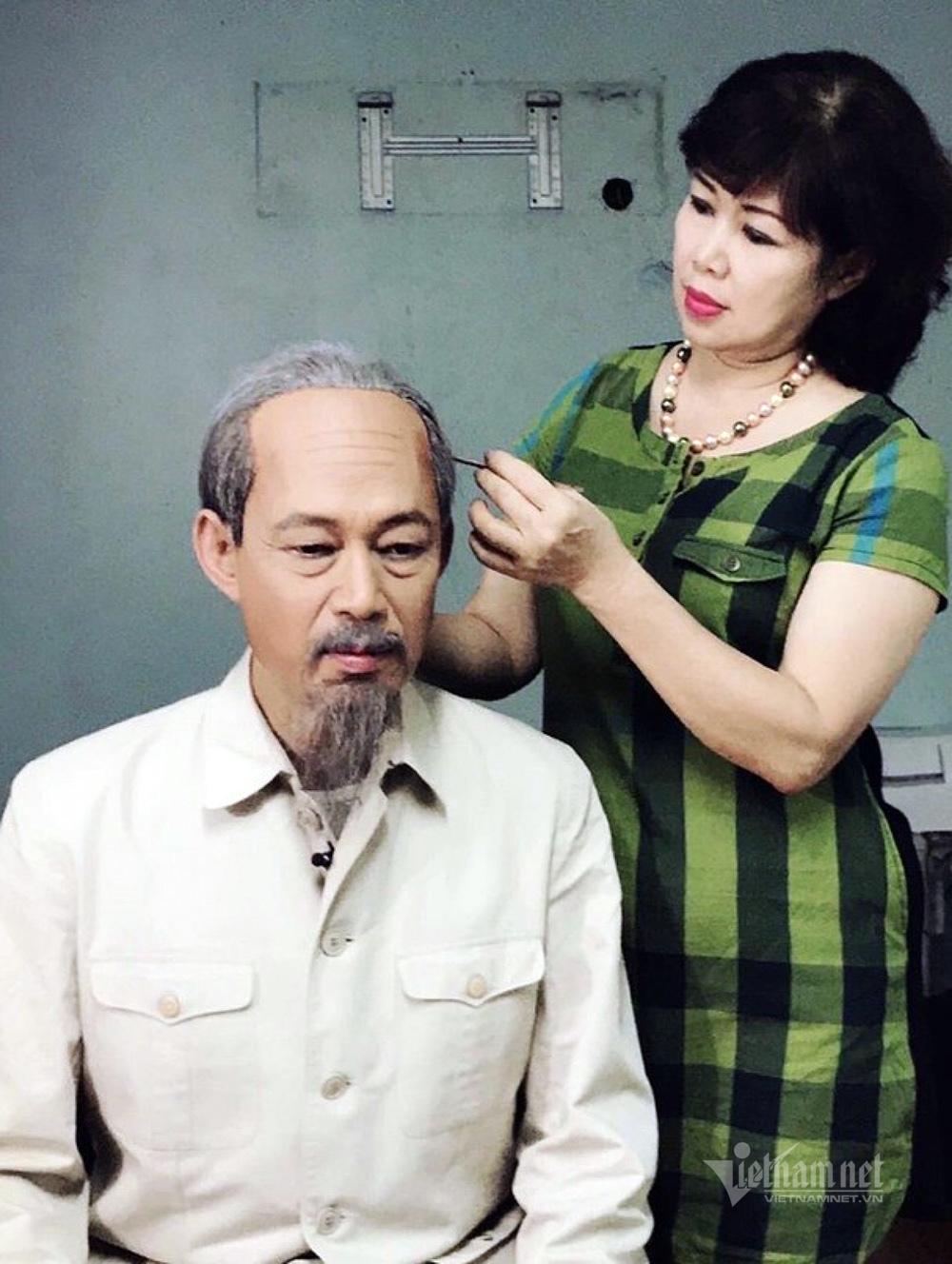 Thăm nhà NSƯT Tiến Hợi - người 34 năm đóng vai Bác Hồ