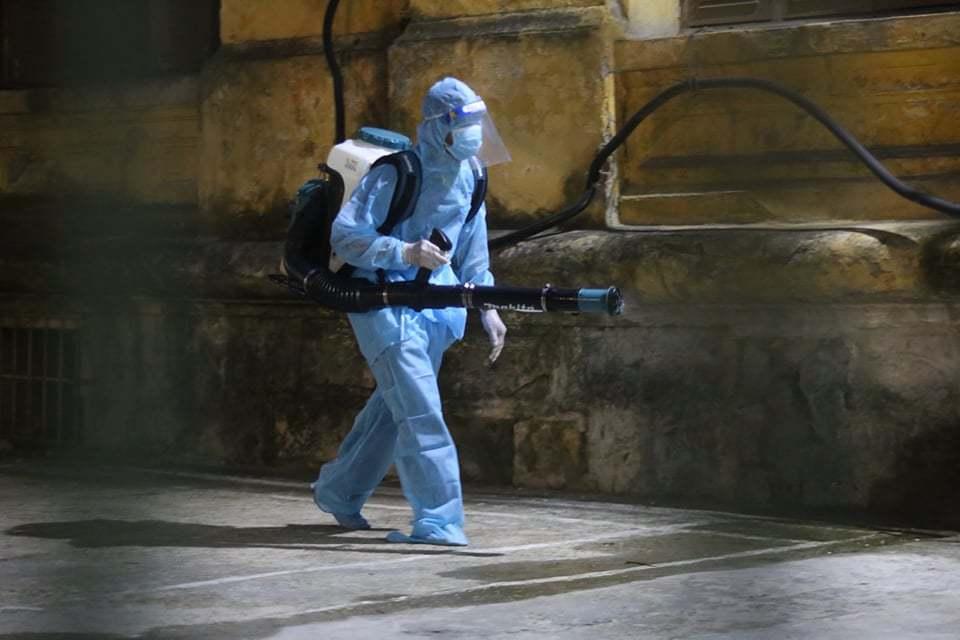 Ca nghi nhiễm nCoV âm tính, nhân viên bộ GTVT được về nhà