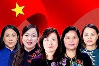 Cam kết của 5 nữ bí thư tỉnh ủy ứng cử Đại biểu quốc hội khóa XV