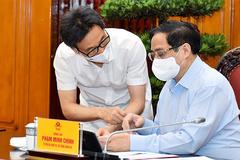 Chính phủ giao Bộ Y tế mua vắc xin phòng Covid-19 nhanh nhất