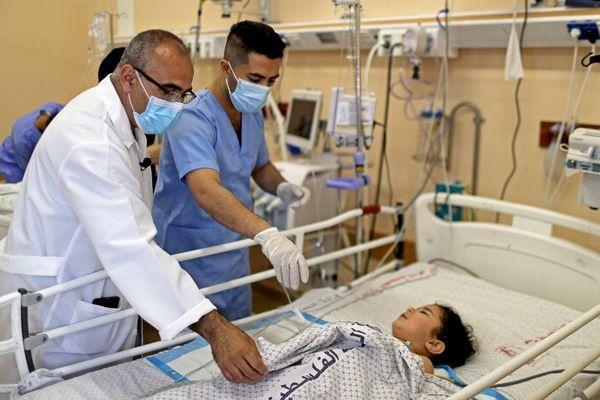 Hệ thống y tế Palestine 'suy sụp' vì giao tranh và Covid-19