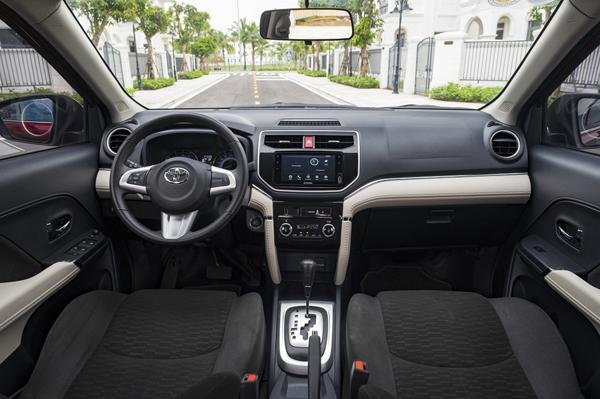 Toyota Rush, sức hút khó cưỡng với tiện ích mới, quà tặng lớn