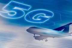Sắp có chuyến bay được phủ sóng 5G đầu tiên trên thế giới