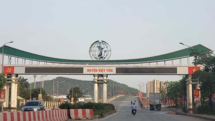 Bắc Giang thiết lập 2 lớp chốt chặn cách ly xã hội