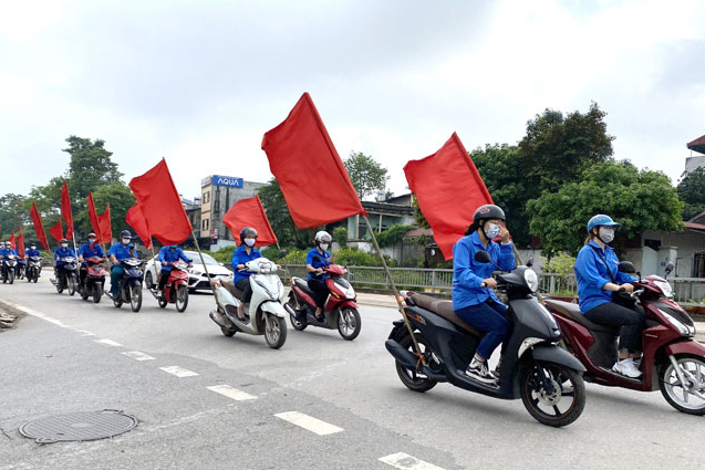 Thái Nguyên sẵn sàng cho ngày hội toàn dân