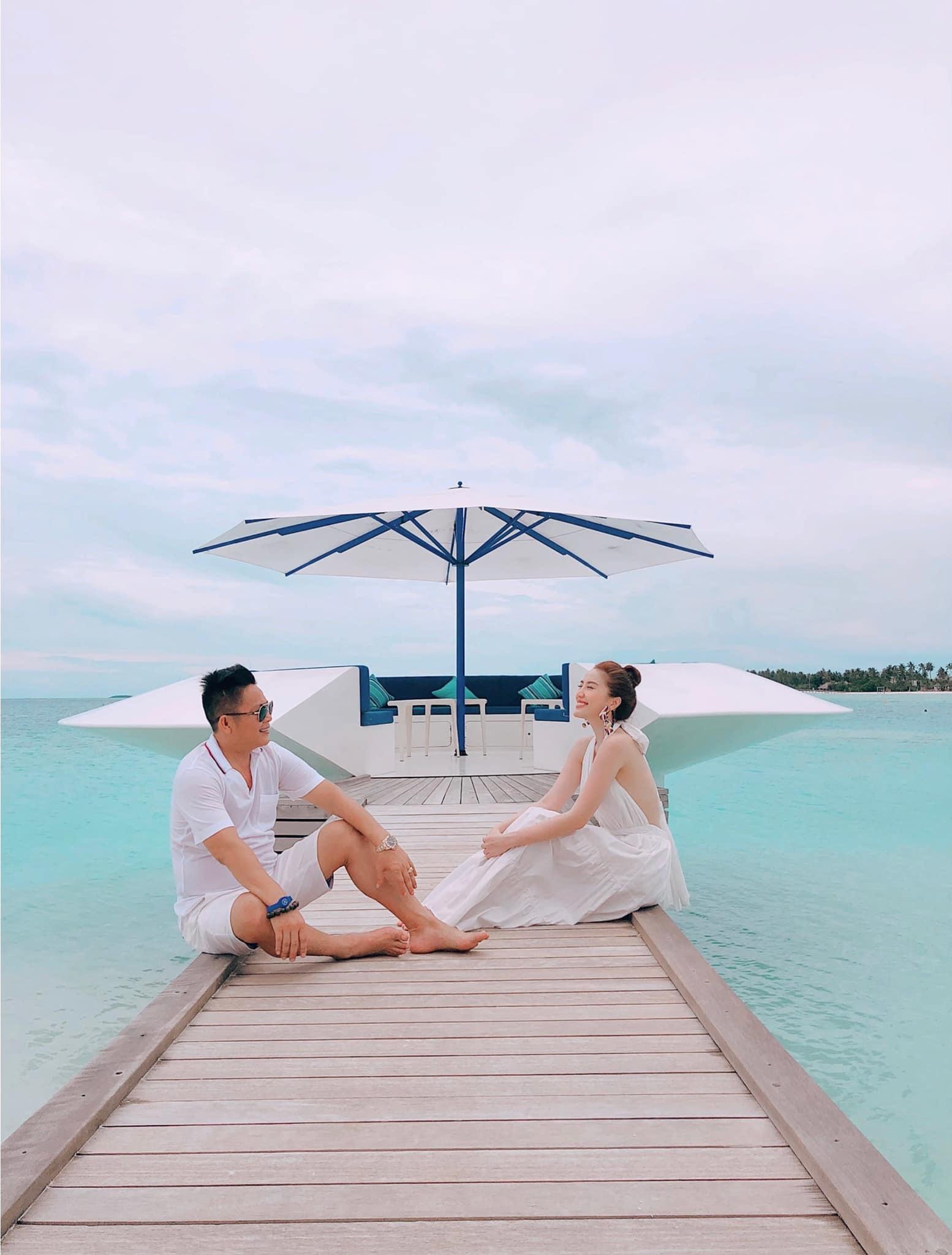 Tuổi 33, Bảo Thy sống sang chảnh bên chồng đại gia