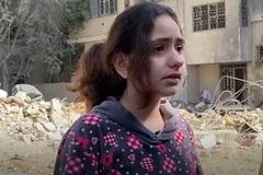 Nhân chứng 10 tuổi kể về thảm cảnh xung đột Israel-Palestine
