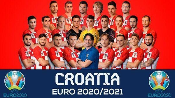 Danh sách 26 cầu thủ chính thức ĐT Croatia dự EURO 2020