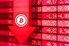 Giá Bitcoin lao dốc sâu, mất mốc 40.000 USD và vẫn chưa dừng lại
