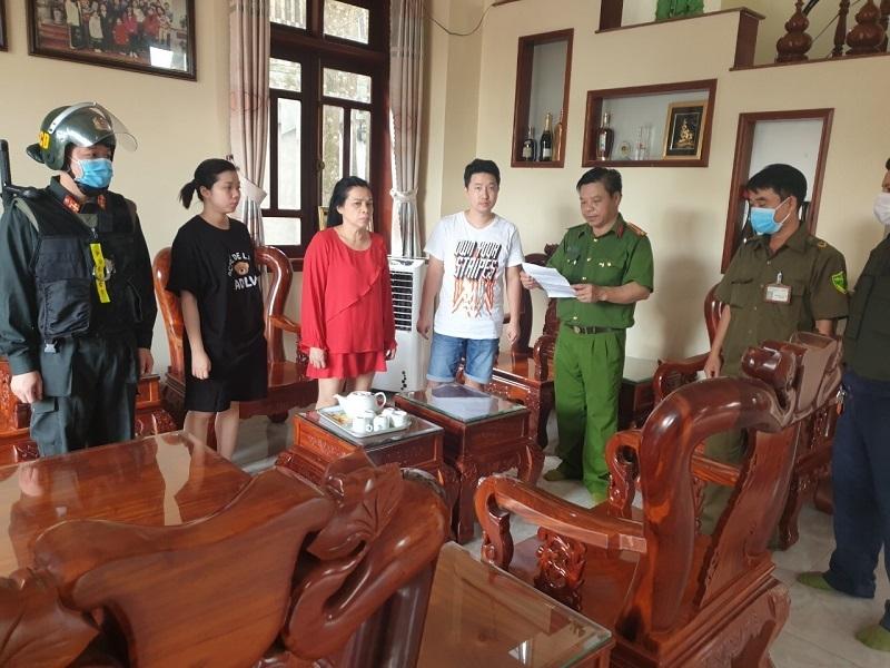 Phong tỏa cây xăng, bắt khẩn cấp chủ doanh nghiệp ở Đồng Nai