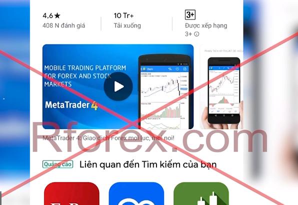 Rforex: Đầu tư là chắc thắng, hưởng lãi khủng hay chỉ là chiêu trò lừa đảo?