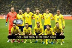 Danh sách ĐT Thụy Điển EURO 2020