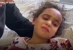 Nước mắt và nụ cười của trẻ em dưới làn bom đạn ở dải Gaza