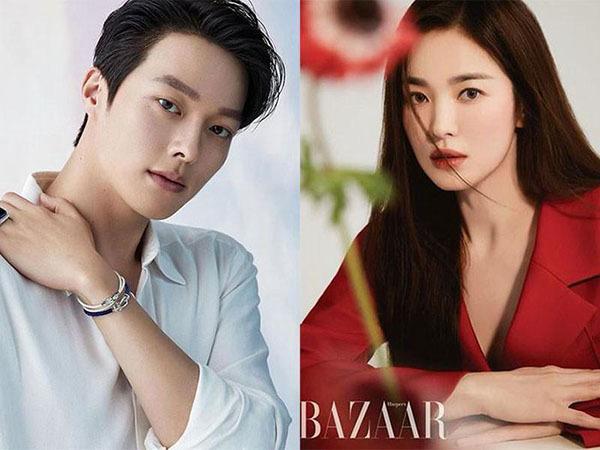 Song Hye Kyo công khai cảm ơn Park Hyung Sik, khẳng định quan hệ thân thiết