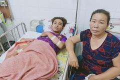 Con trai mắc bệnh hiểm, hy vọng của gia đình nghèo vụt tắt