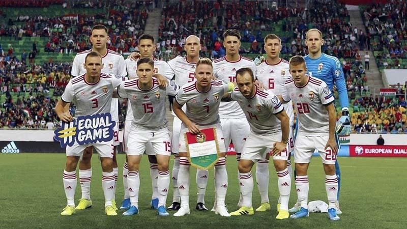 Danh sách ĐT Hungary dự EURO 2020