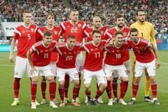 Danh sách ĐT Nga dự EURO 2020