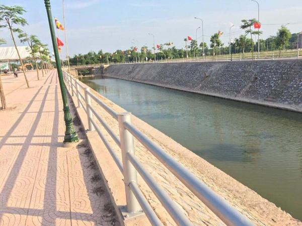 Thiên Lộc góp phần kiến tạo diện mạo 'khởi sắc' cho TP. Sông Công