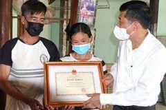 Thủ tướng đề nghị tặng Huân chương Dũng cảm cho em Lương Mạnh Tuấn