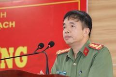 Giám đốc Công an Quảng Bình lấy chữ 'tín' làm hành trang ứng cử ĐBQH