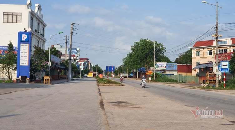 Giãn cách xã hội Thành phố Bắc Giang