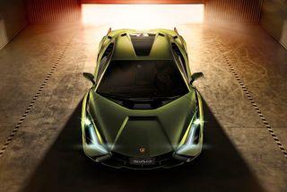 Lamborghini hướng đến điện khí hóa toàn bộ đội hình sản phẩm