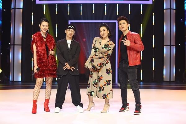 Quang Đăng, Đình Lộc làm biên đạo gameshow nhảy múa