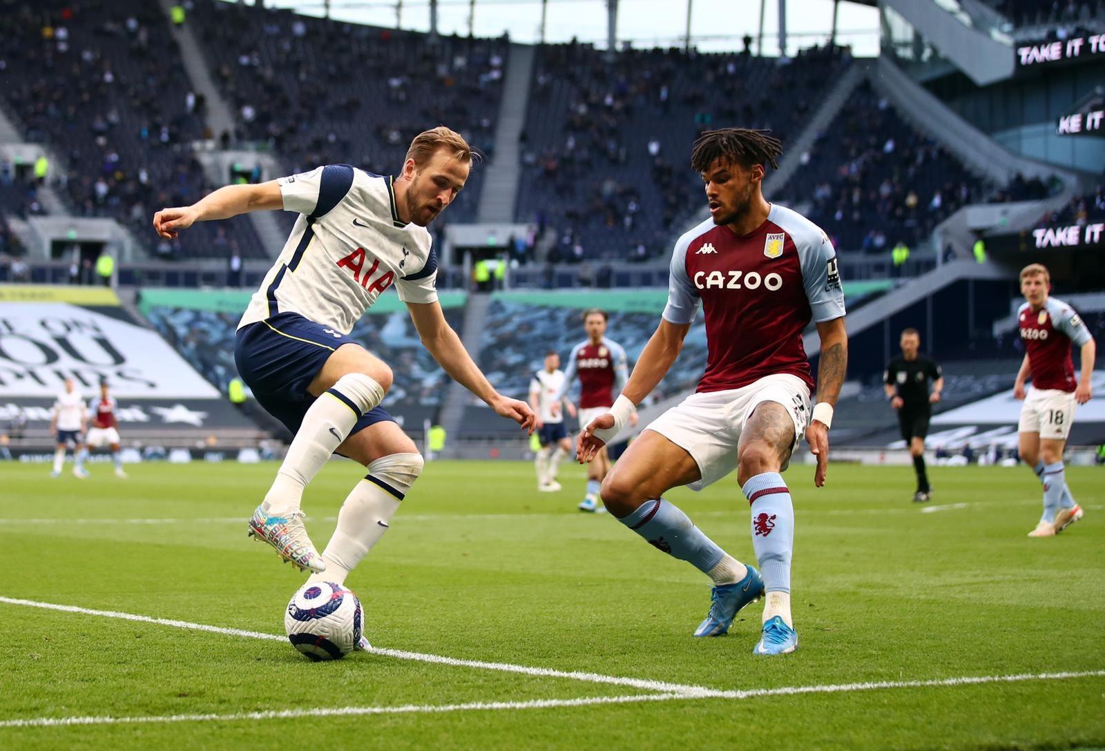 Thua Aston Villa, Tottenham nguy cơ mất vé Europa League