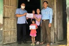 Gia đình có hai con mắc bệnh Guacher được ủng hộ 100 triệu đồng