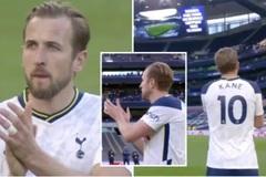 Harry Kane tạm biệt CĐV, ngày rời Tottenham đến thật rồi