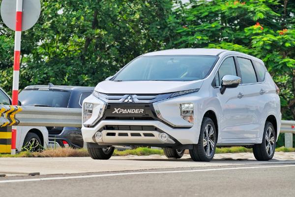 Mitsubishi Xpander và Attrage thăng hạng trong top xe bán chạy tháng 4