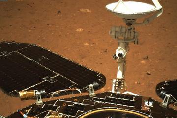 Tàu thám hiểm Hỏa tinh của Trung Quốc đã vỡ nát?