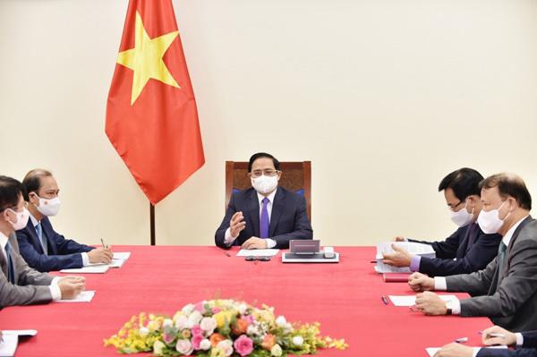 COVID-19 vaccines,Vietnam-Canada relations