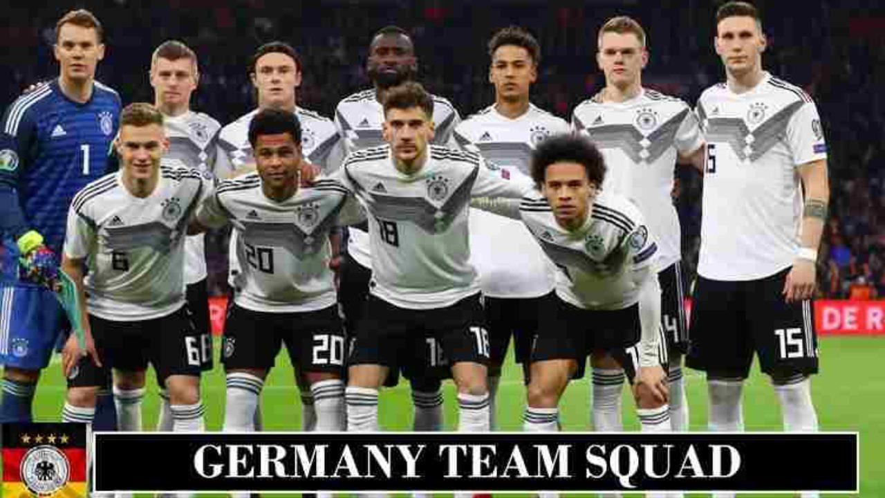 Danh sách ĐT Đức dự EURO 2020