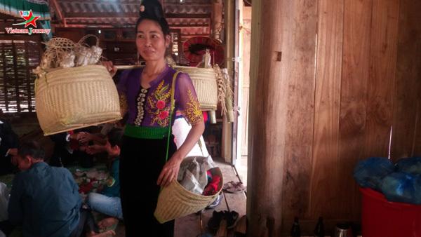 Thai custom,Thai ethnic group,vietnam culture