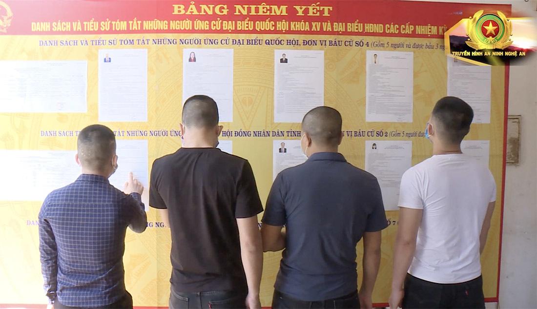 Cử tri 'đặc biệt' trong trại tạm giam ở Nghệ An thực hiện quyền bầu cử thế nào?