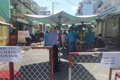Phong tỏa, xét nghiệm 300 người dân quận Bình Tân vì liên quan ca dương tính ở quận 3